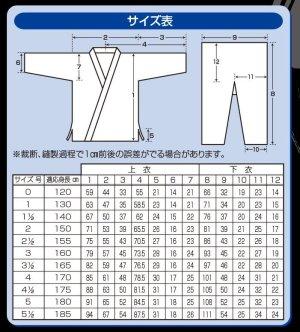 画像2: アウトレット☆上衣☆組手用空手着(超軽量マイクロファイバー製)